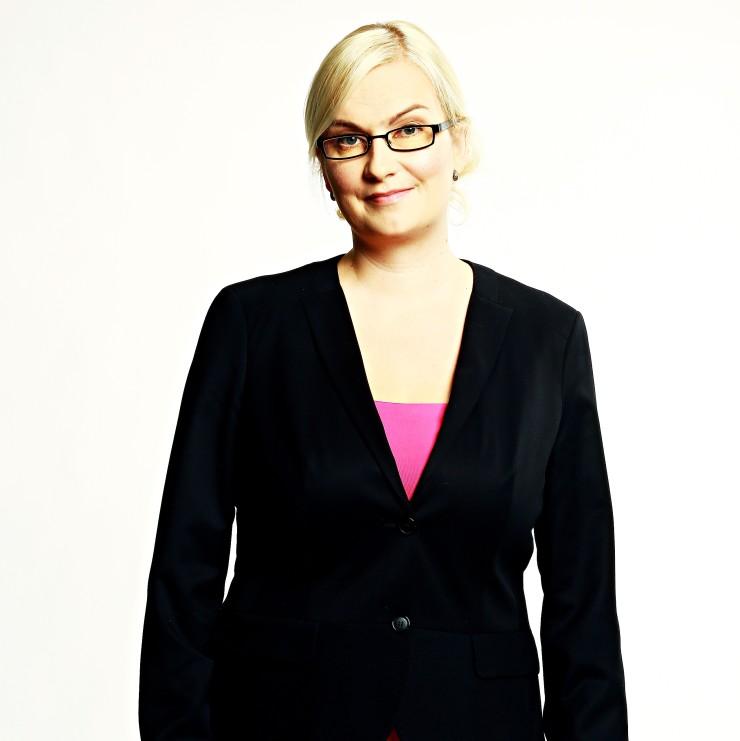 Johanna Kohvakka on ehdokas vuoden positiivisimmaksi helsinkiläiseksi 2019